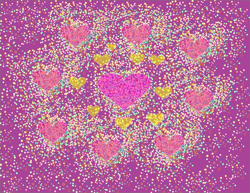 Hjärtor arkivfoto