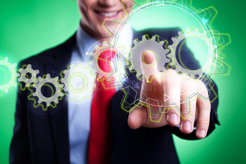 Hjul som symboler av teknik och designen arkivfoton