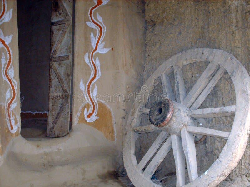 Hjulet royaltyfri fotografi