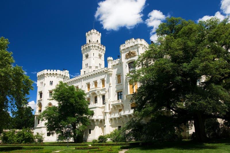 Hluboka nad Vltavou fotografía de archivo libre de regalías