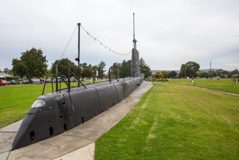 HMAS Otway Holbrook stock afbeeldingen