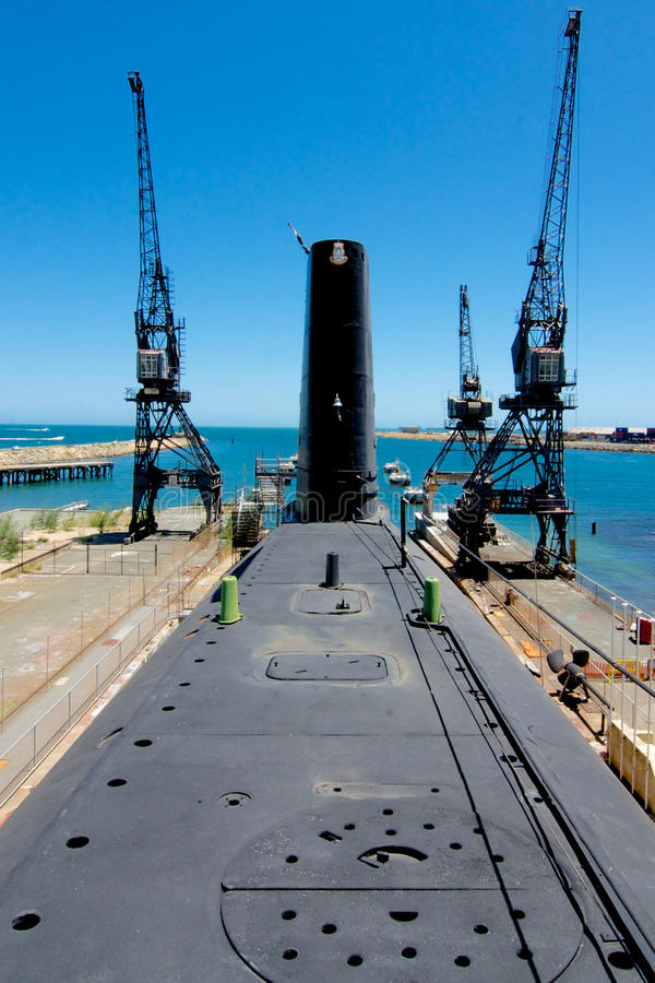 Download HMAS Ovens Western Australia Maritime Museum Stock Photo - Image: 37658030