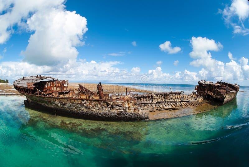 HMCS保护者 免版税库存图片