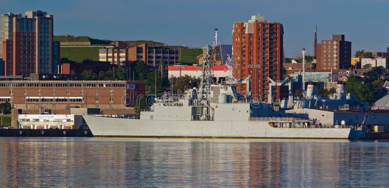 HMCS Athabaskan stock fotografie