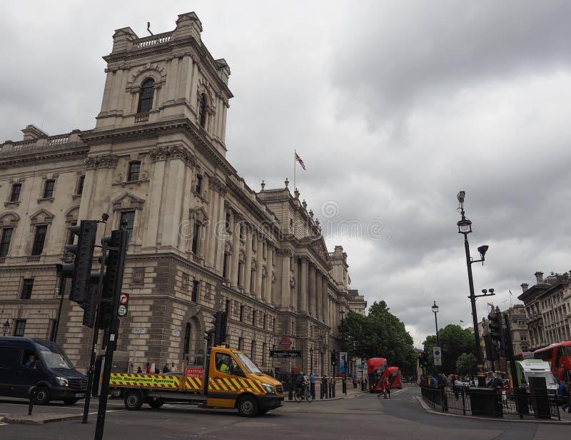 HMRC w Londyn obrazy stock