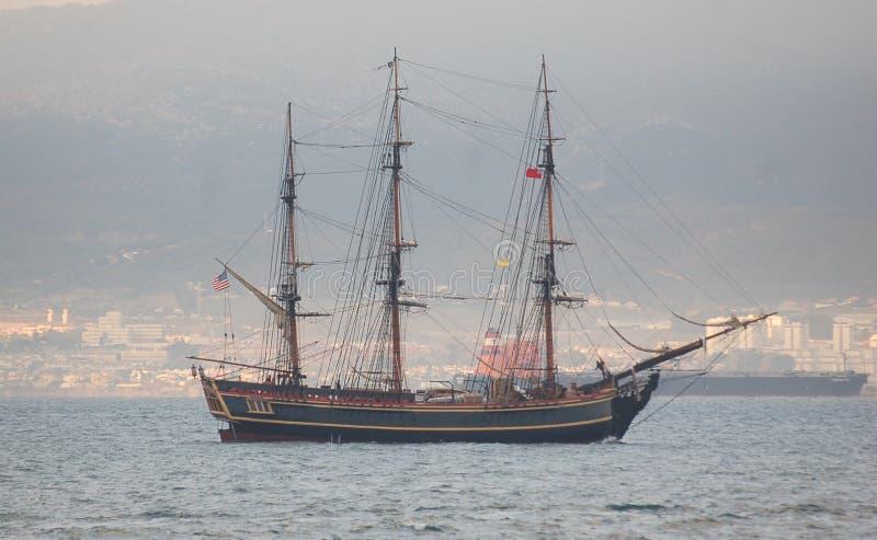 HMS-Gulle gift stock afbeeldingen