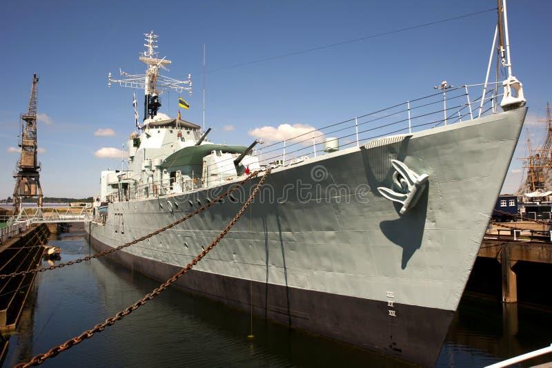 HMS-Kavalier lizenzfreie stockbilder