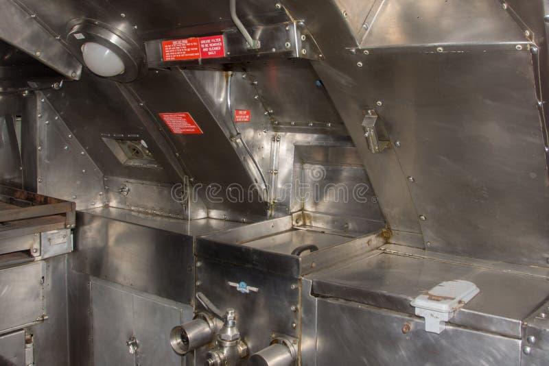 HMS Ocelot galera obrazy stock