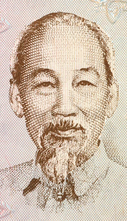 Ho Chi Minh lizenzfreies stockbild