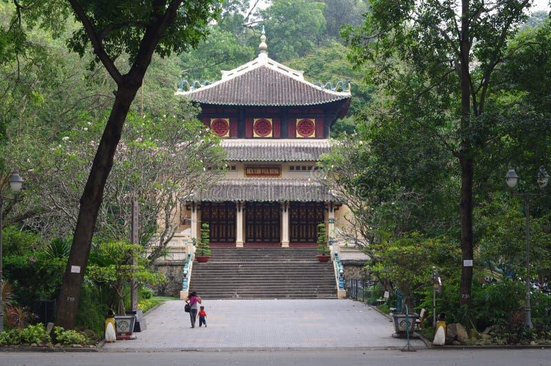Ho Chi Minh City imagem de stock
