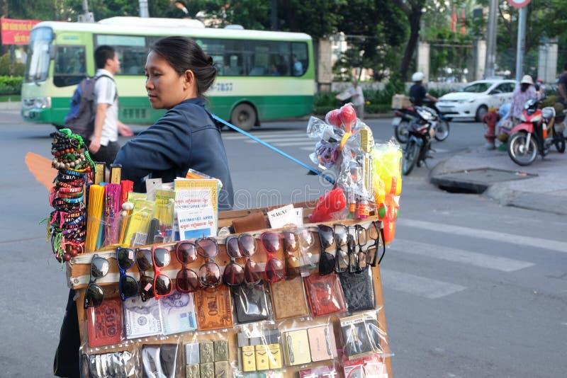 Ho Chi Minh City fotos de stock royalty free