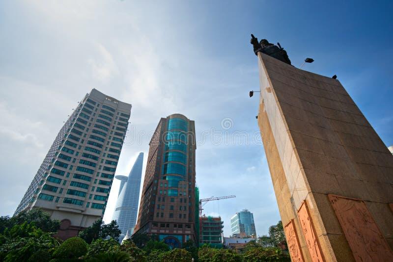 Ho Chi Minh City, Vietnam fotografia de stock royalty free
