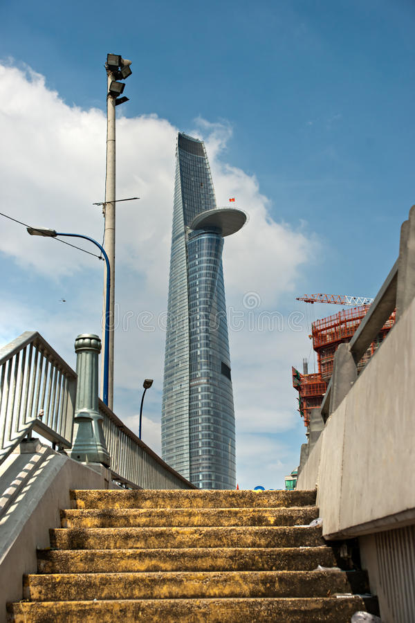 Download Ho Chi Minh City, Vietnam editorial image. Image of roof - 17380490