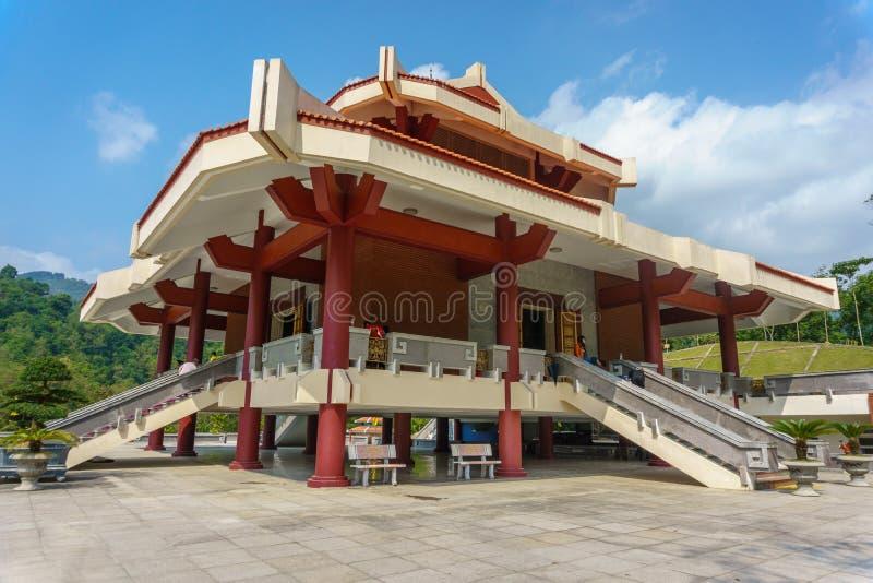 Ho Chi Minh-Denkmal stockbilder