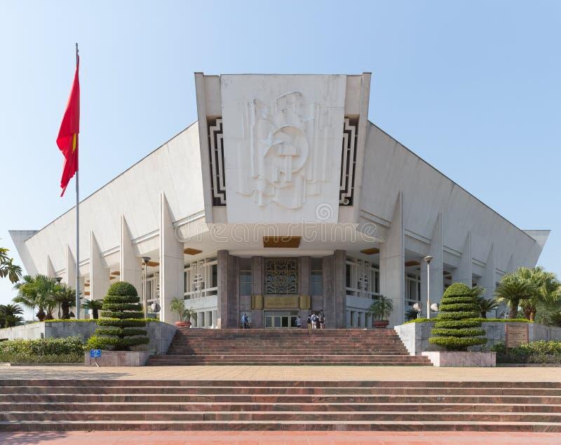 Ho Chi Minh Mausoleum royalty free stock photography