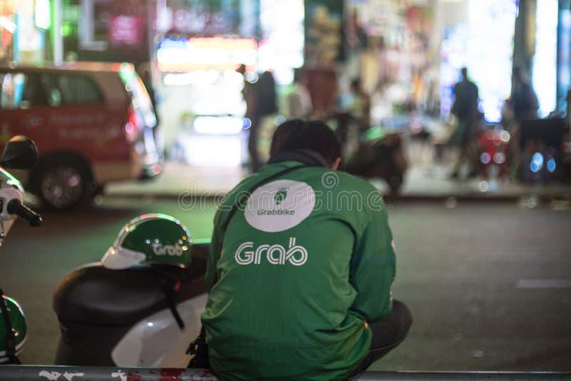 Ho Chi Minh-stad stock fotografie