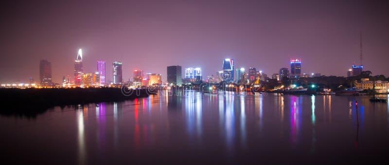 HO-CHI-MINH-STAD, VIETNAM stock afbeeldingen