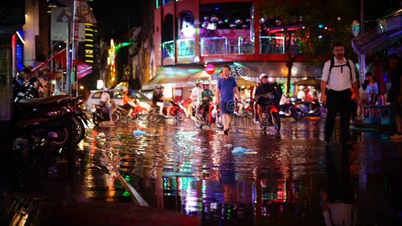HO CHI MINH STADT, VIETNAM lizenzfreie stockfotografie