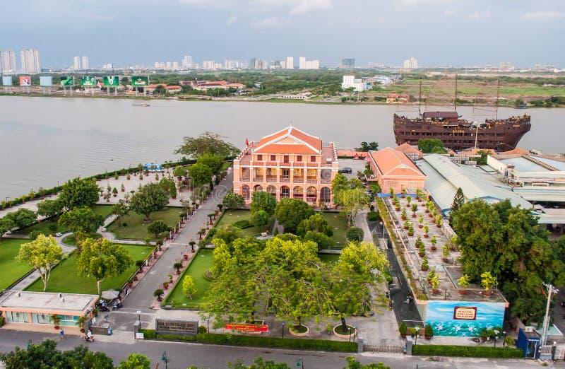 Ho Chi Minh Vietnam fotos de archivo