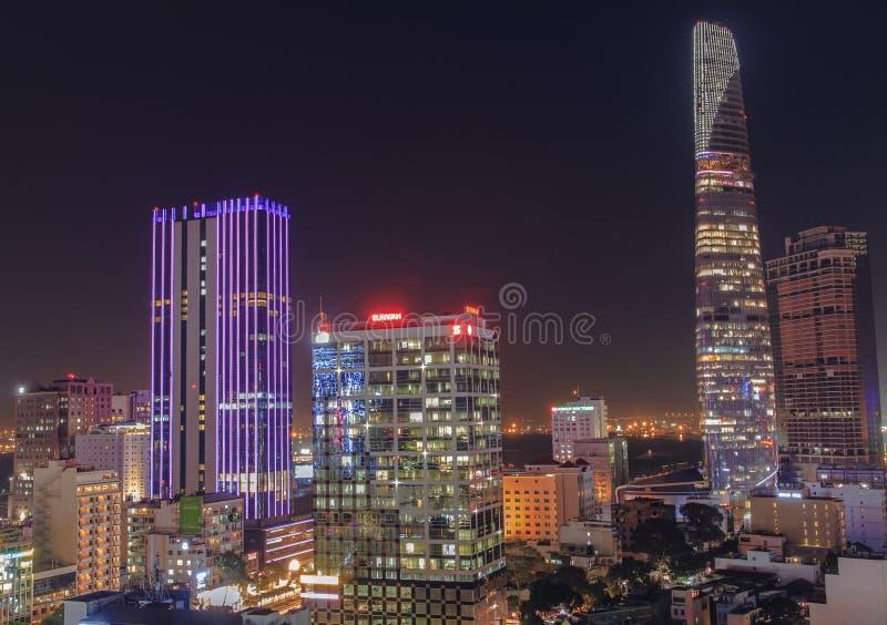Ho Chi Minh Vietnam fotografia stock