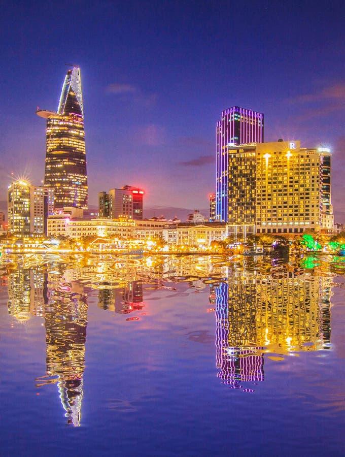 Ho Chi Minh Vietnam immagini stock