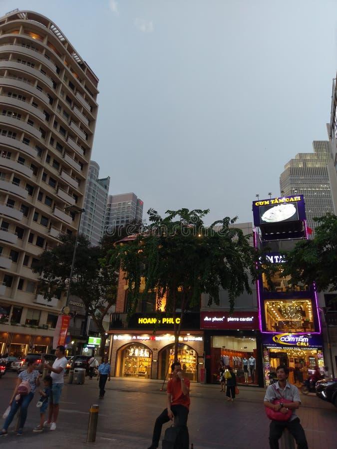 Ho Chi Minh Ville photo stock