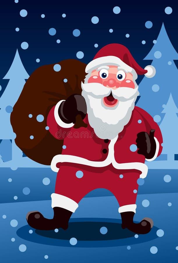 Ho ! Ho ! Ho ! illustration libre de droits