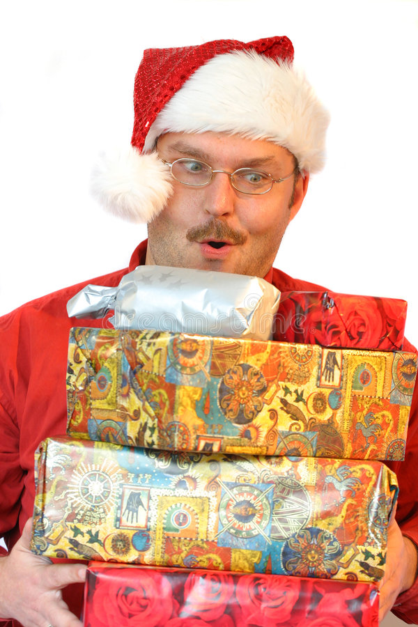 Ho-ho-ho! immagini stock libere da diritti