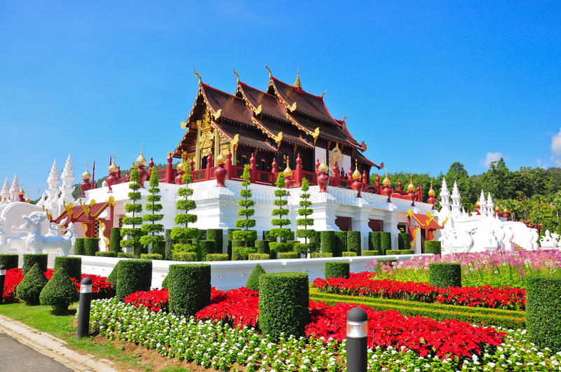 Ho Kham Luang Royalty Free Stock Images