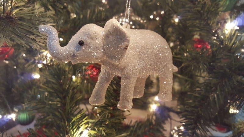 Ho Ho Merry Christmas lizenzfreies stockbild