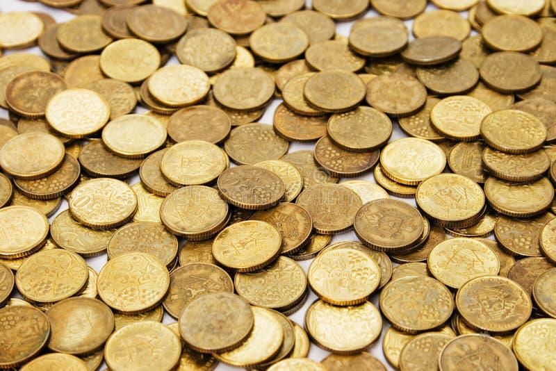 hoard złocisty bogactwo obraz stock
