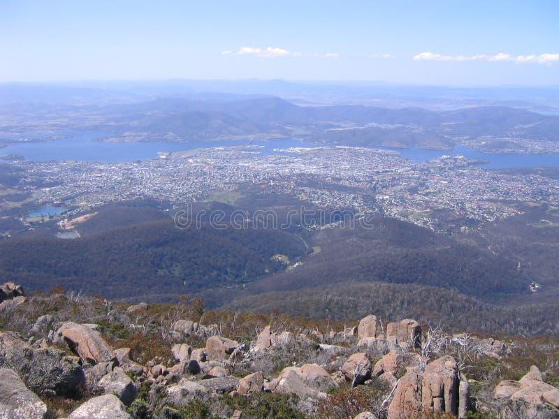 Hobart foto de stock royalty free