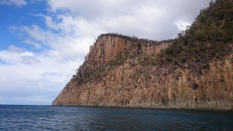 Hobart, Bruni wyspa obrazy royalty free