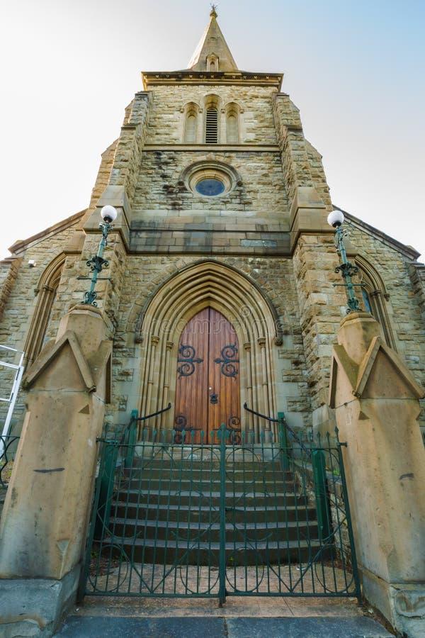 Hobart Historic Church stock fotografie
