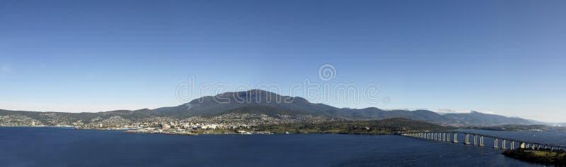 Hobart Tasmania foto de stock
