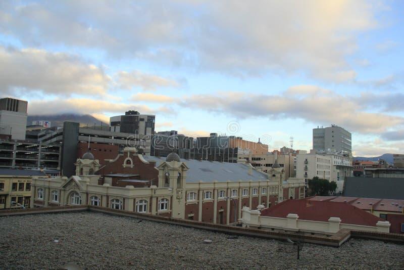 Hobart, Tasmanien lizenzfreies stockfoto