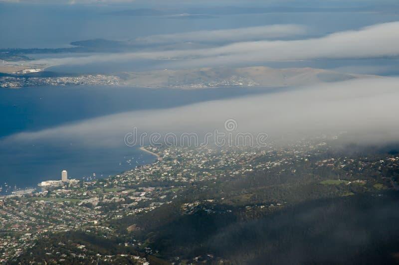 Hobart - Tasmanien lizenzfreie stockfotografie