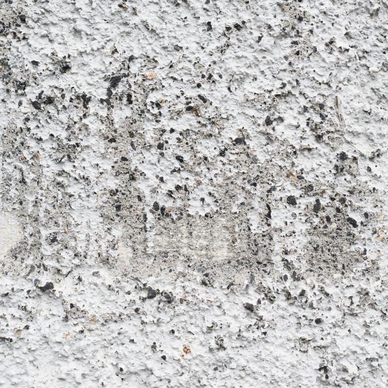 Hobbelig concreet muurfragment royalty-vrije stock afbeeldingen