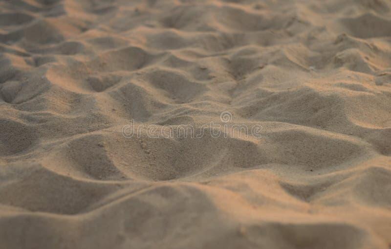 Hobbelig zand stock afbeeldingen
