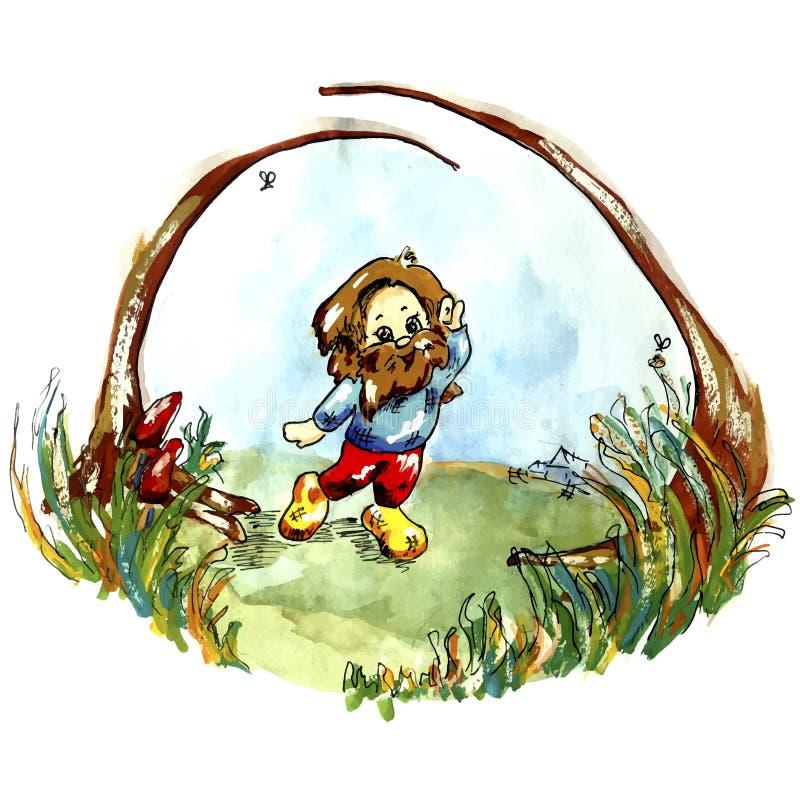 hobbit бесплатная иллюстрация
