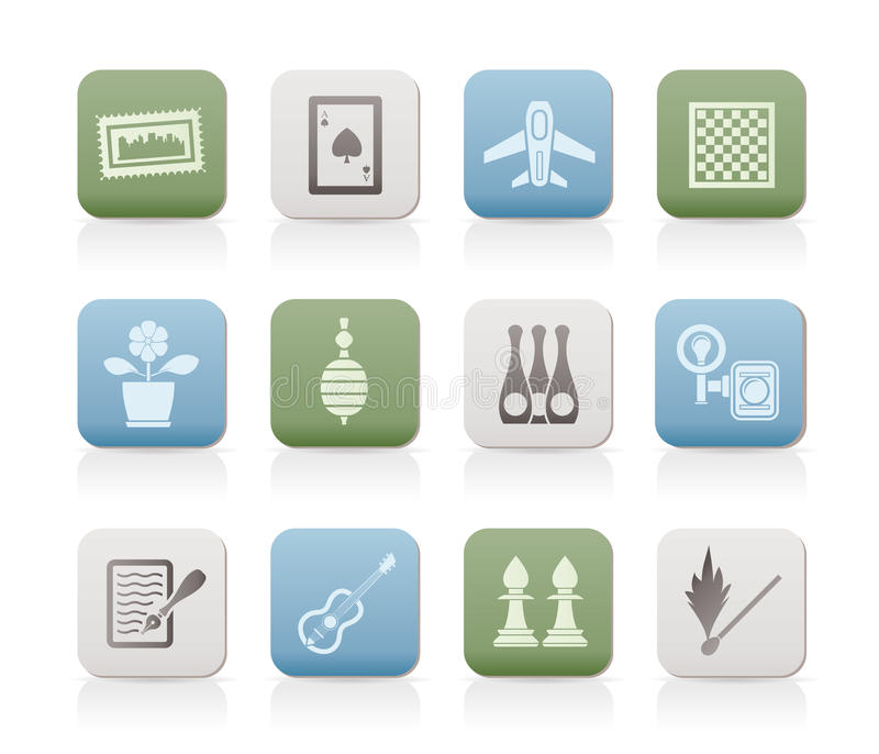 Download Hobby, Leisure And Holiday Objects Royalty Free Stock Photography - Image: 18271147