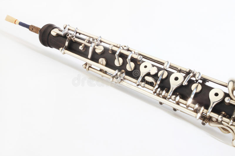 Hobo - muzikale instrumenten stock afbeelding