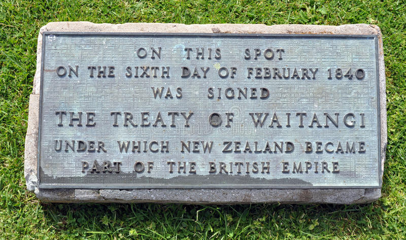 Hobsons Beach, Waitangi, New Zealand stock photos
