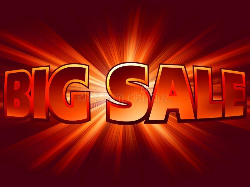 Hochenergie Shine templane großer Verkauf. ENV 8 lizenzfreie abbildung