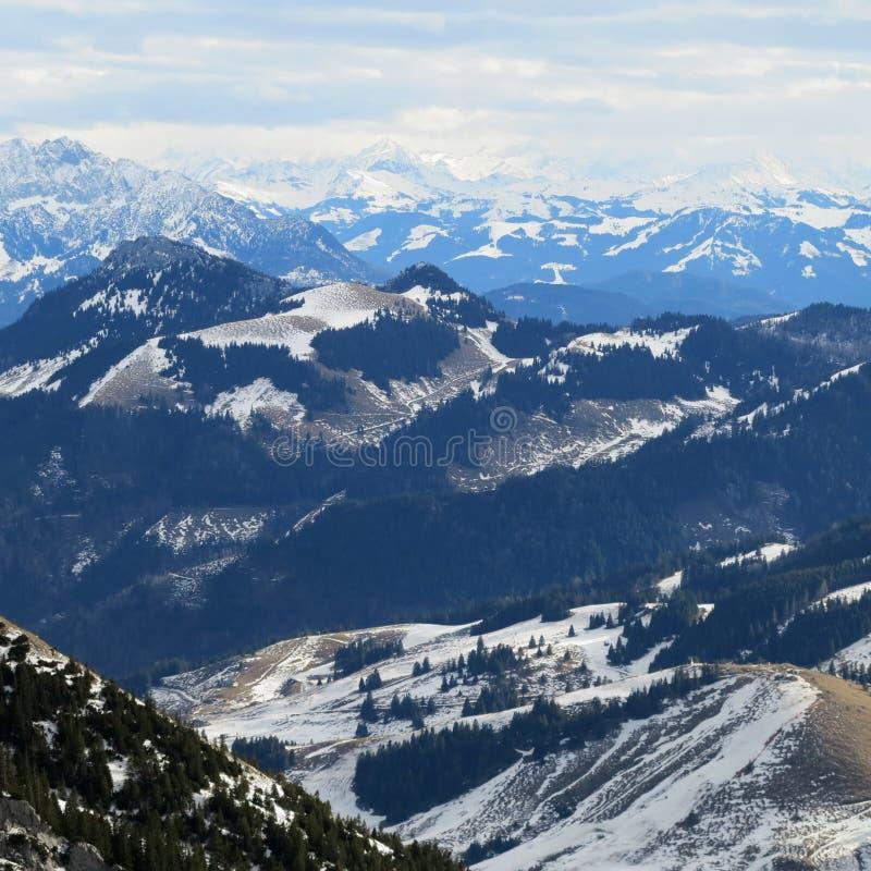 Hochgebirge lizenzfreies stockfoto