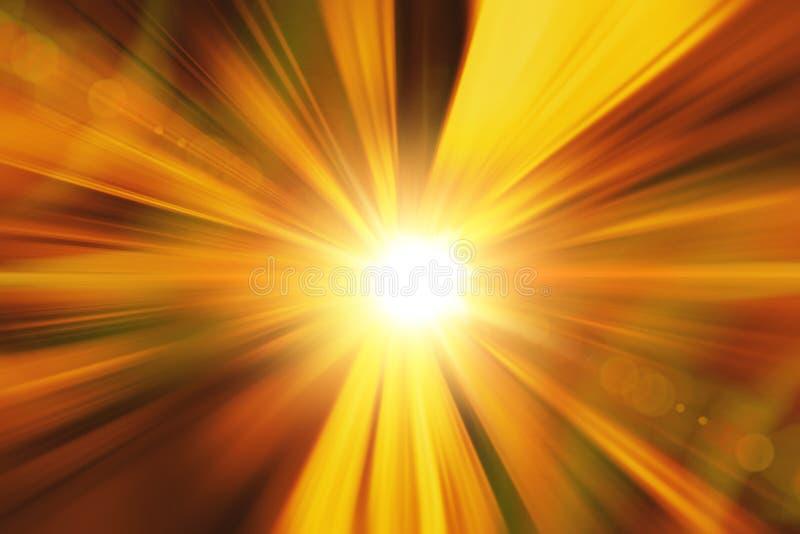 Hochgeschwindigkeitsgeschäfts- und Technologiekonzept, super schnelle schnelle Bewegungsunschärfe der Beschleunigung lizenzfreie stockfotografie
