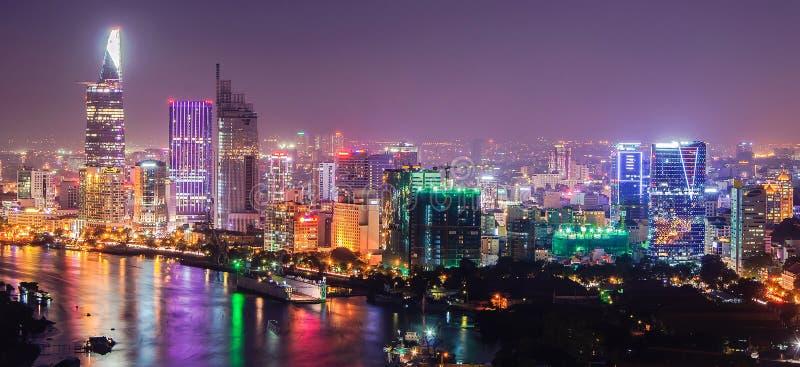 Hochiminh Βιετνάμ στοκ εικόνες με δικαίωμα ελεύθερης χρήσης