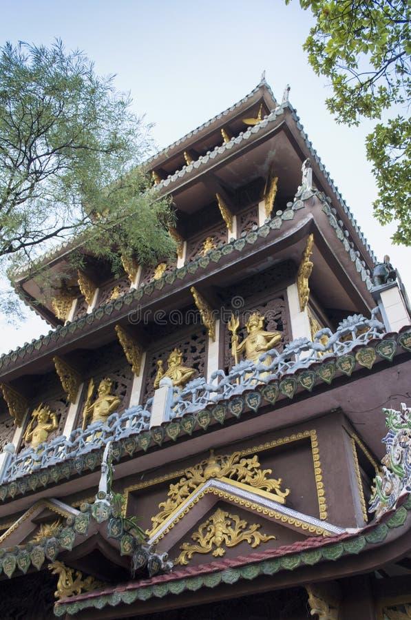 Hochiminh Wietnam zdjęcia royalty free