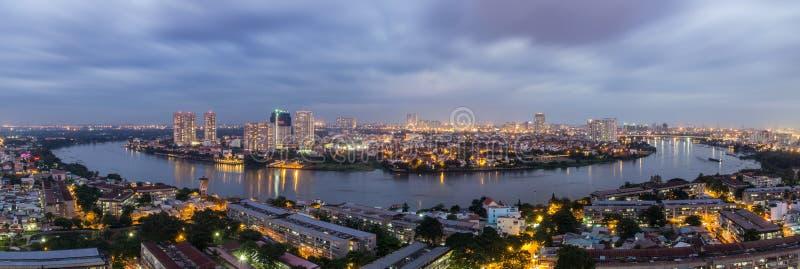 Hochiminh Wietnam fotografia stock