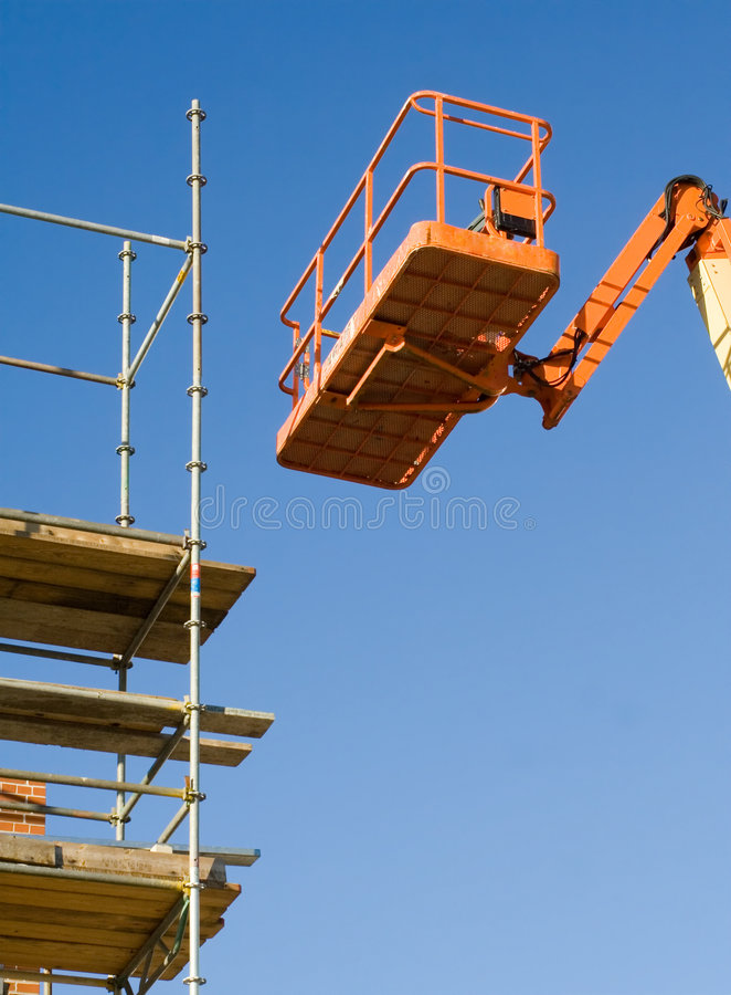 Hochkonjunktur-Aufzug lizenzfreie stockfotos